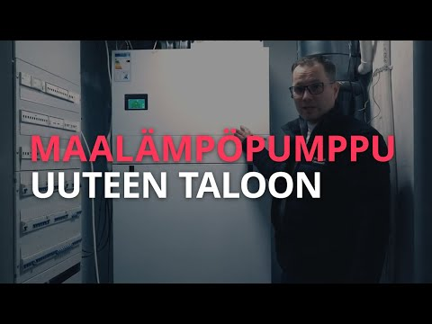 Nilan Suomi - Energiatehokkuutta kompaktissa paketissa