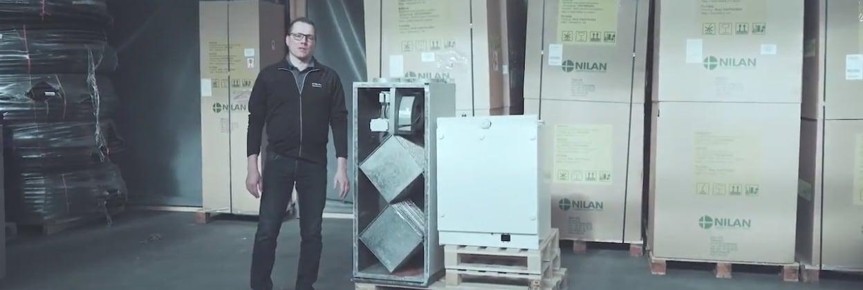 lämmöntalteenoton uusiminen